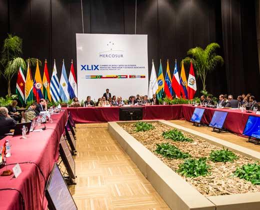 Pese a la polémica, Venezuela asume la Presidencia Pro Témpore del Mercosur