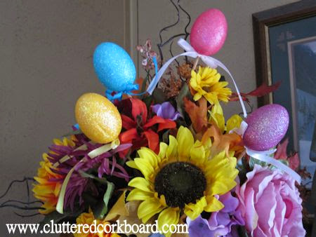 Easter decor... and some simple DIY idea's