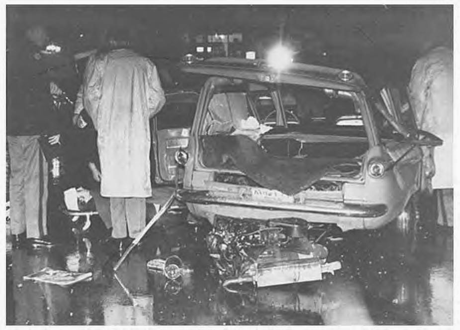 Lee Sullivan Car Crash