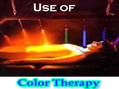 use of colors in therapy