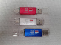Flashdisk OTG  Unesco Indonesia