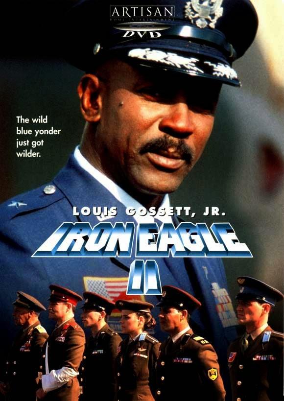 Iron Eagle II (1988)