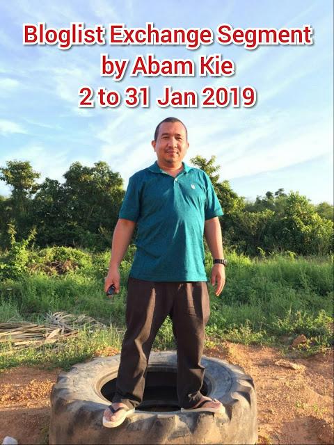Bloglist Exchange Segment by Abam Kie