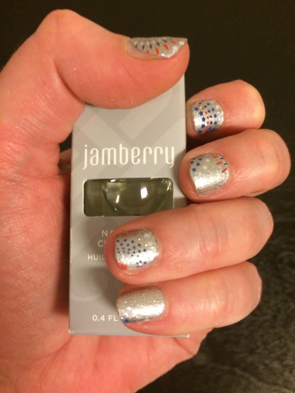 Martinis | Bikinis: Jamberry Nails