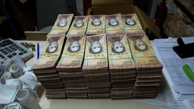 Caracas sanciona a 180 empresas por boicot a economía nacional