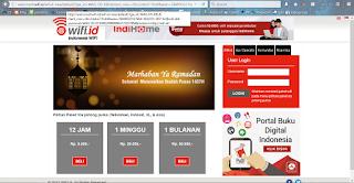 200 Akun Wifi.id Bizdir Gratis Terbaru Aktif