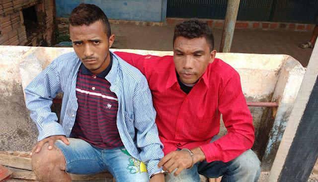 Homens são presos após assalto no Cohatrac, em SL