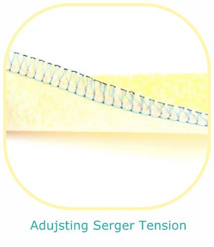 Make It Handmade: Perfecting Serger/Overlocker Tension