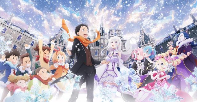 Re:Zero: Memory Snow se estrenará el 6 de octubre