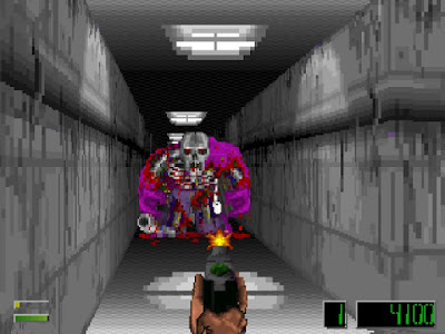 Videojuego Corridor 7 Alien Invasion