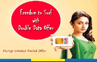 BSNL Net Pack - Double Data Offer