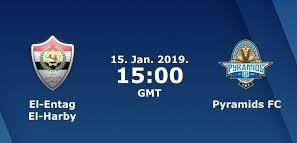 اون لاين مشاهدة مباراة بيراميدز والانتاج الحربي بث مباشر 15-1-2019 الدوري المصري اليوم بدون تقطيع