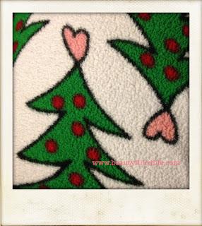 Christmas Polar Fleece Pajamas PJs