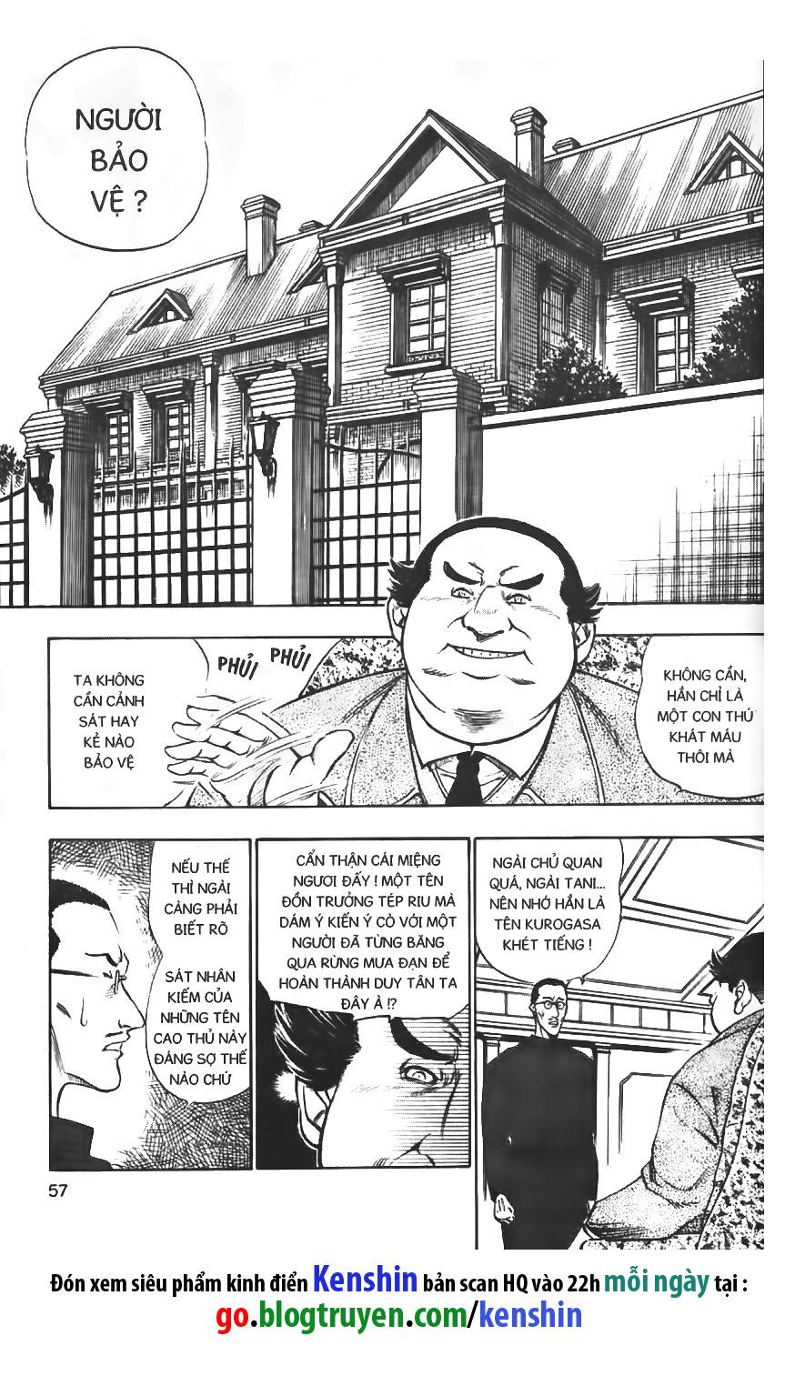 Rurouni Kenshin chap 9 trang 12