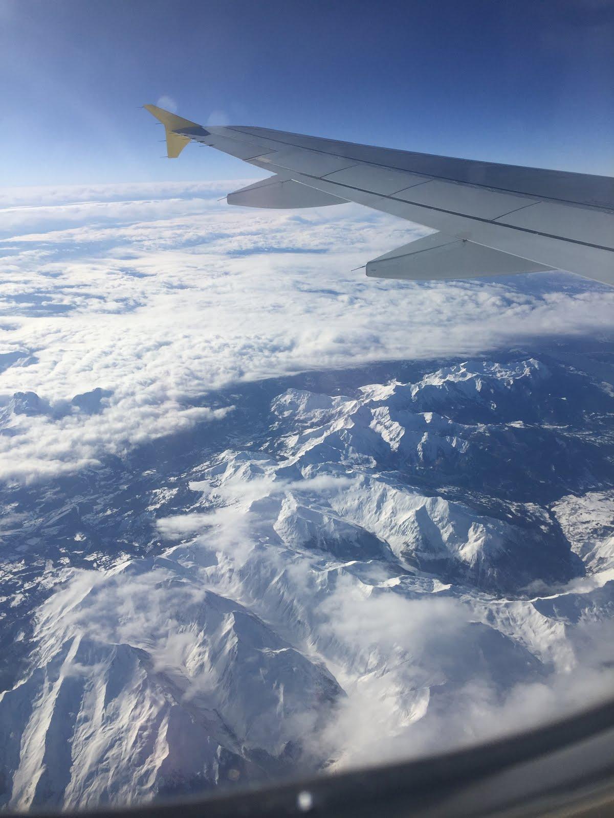aller à rome en avion