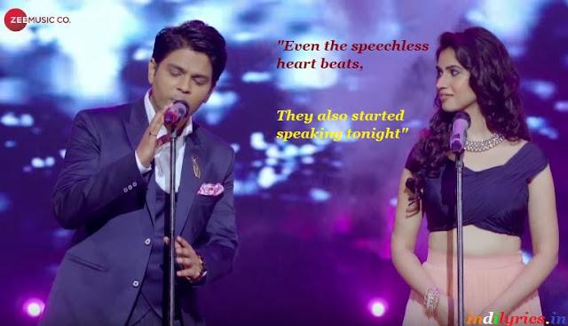 Tere Ishq Ki Baarish Mein full song Lyrics with English Translation and real meaning