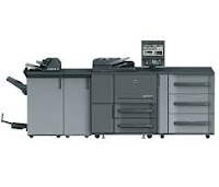 Konica Minolta Bizhub PRESS 1250P Printer Driver