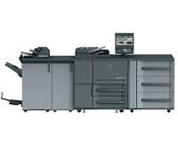 Konica Minolta Bizhub PRESS 1250P Printer Driver