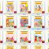 """سلسلة """"قصص تكوين شخصية الطفل"""" مترجمة ومنشورة  وهي مكونة من 35 كتابا ملونا"""