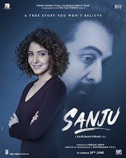 Sanju First Look Poster 7