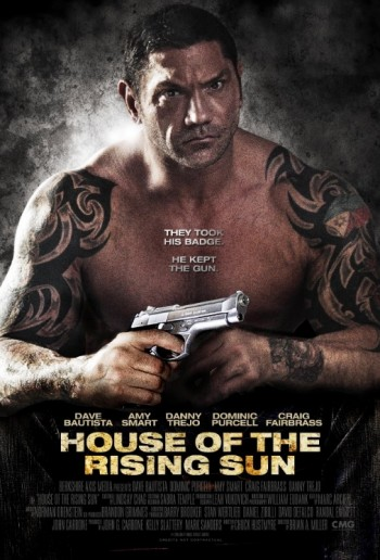 House Of The Rising Sun DVDRip Español Latino Película 2012