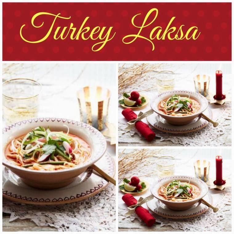 Turkey Laksa…
