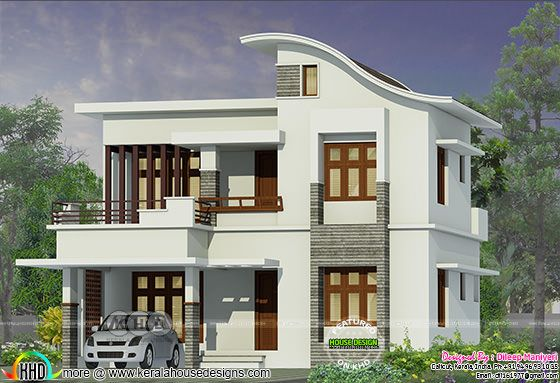 1787 square feet 3 bedroom modern house architecture