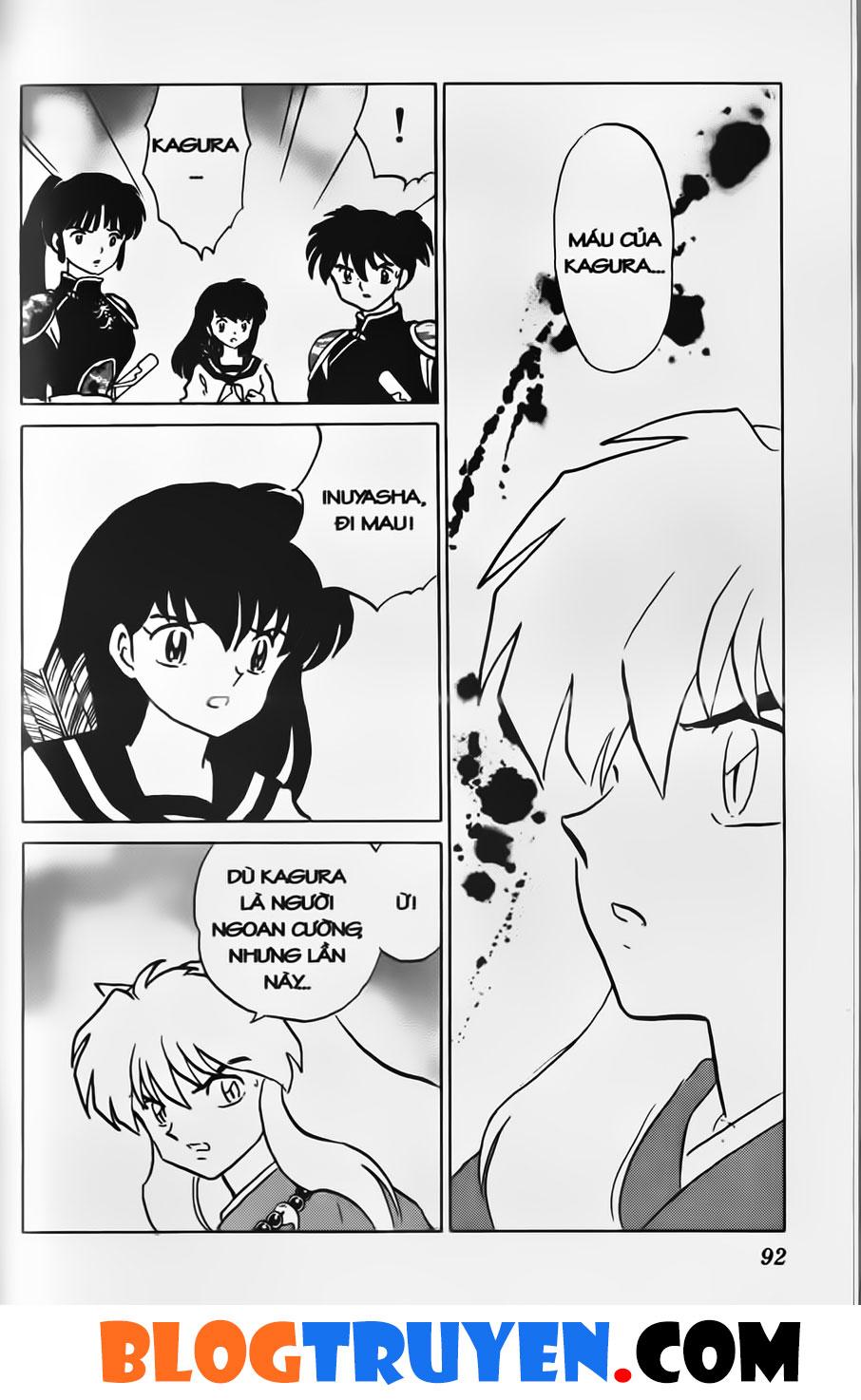 Inuyasha vol 38.5 trang 17