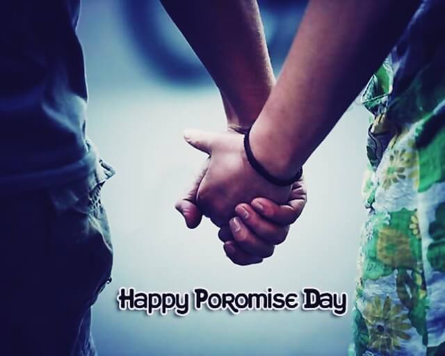Happy Promise Day Wishes for Him