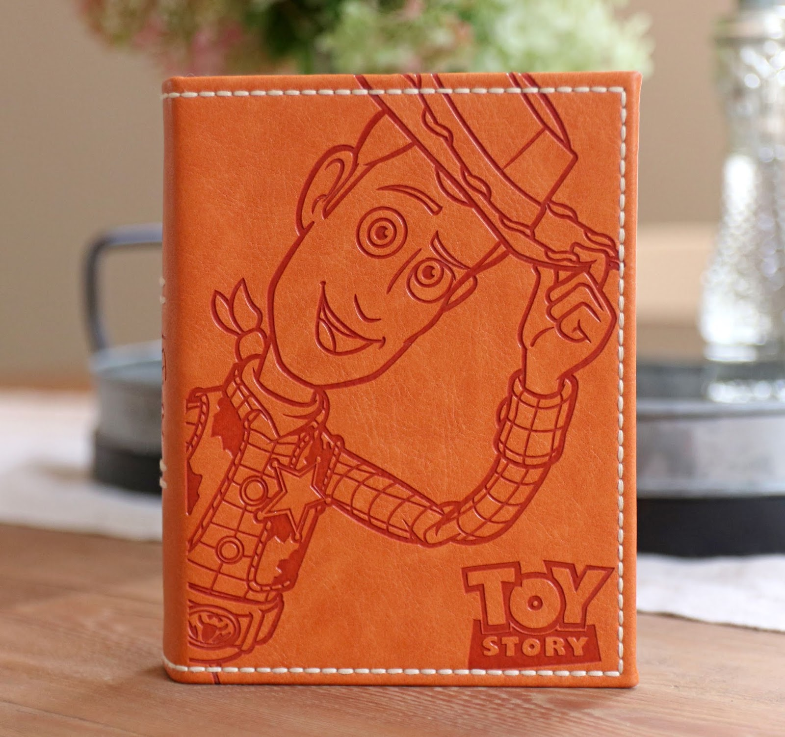 toy story woody journal disney store
