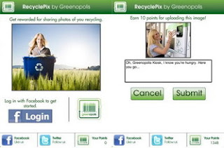 RecyclePix photo-sharing app rewards Android and iOS users for recycling