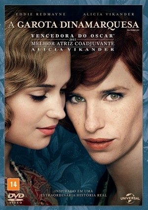 A Garota Dinamarquesa BluRay Torrent Download