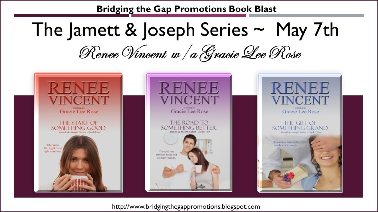 Book Spotlight: Jamett & Joseph Series