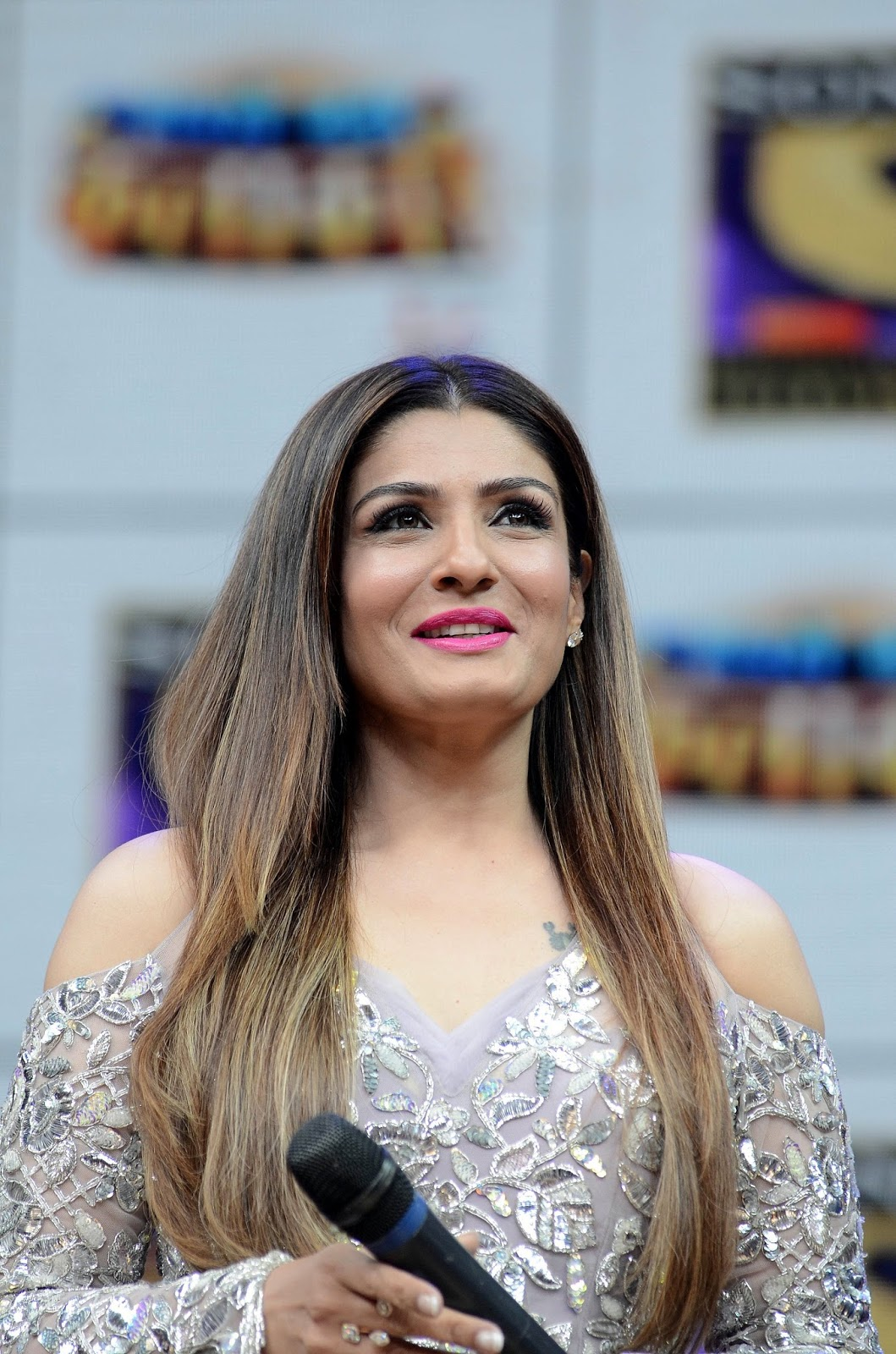 Raveena Tandon Looks Super Hot During The Promotion Of -2322