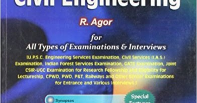 Download Civil Engineering Objective Book R Agor Pdf Cg