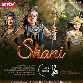 Sinopsis Shani ANTV Episode 96 - 101