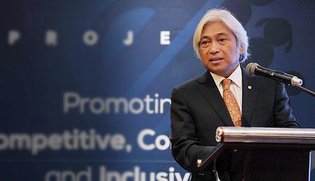 Gabenor baharu Bank Negara:  Datuk Muhammad Ibrahim