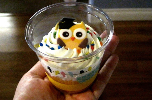 DIY Cupcake Cup (or 'Have Cupcake, Will Travel')