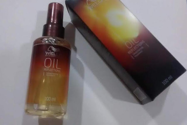 Wella Professional's New Oil Reflections Smoothening Treatment, Product Review