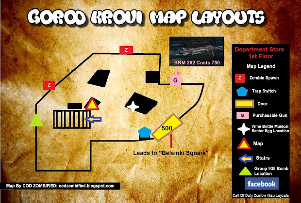 20 Giant Zombies Map Layout Pictures And Ideas On Meta Networks