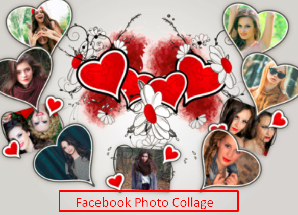 how to make a photo collage on facebook jason queally