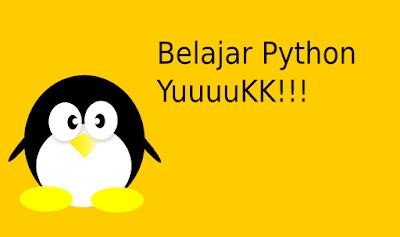 Kumpulan Ebook Bahasa Pemrograman Python