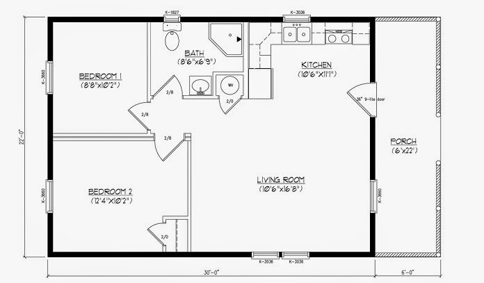 13x36 Adirondack 390sqft $48975 15x36 450sq $52,000 house plans - fresh construction blueprint reading certification