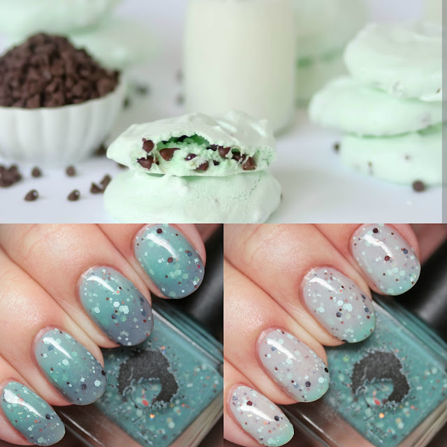 Baby Girl Lacquer Mint 2B