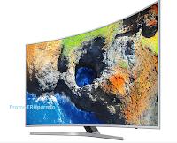 "Logo Colgate ''Family Event 2018'' : vinci Smart TV Curvo UHD 55"" Samsung"