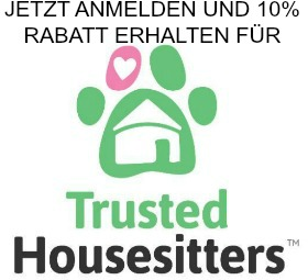 Trusted Housesitters Rabatt