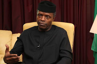 News: Osinbajo speaks on Buhari seeking re-election for second term