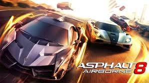 Asphalt 8 Airborne Mod APK Unlimited Money