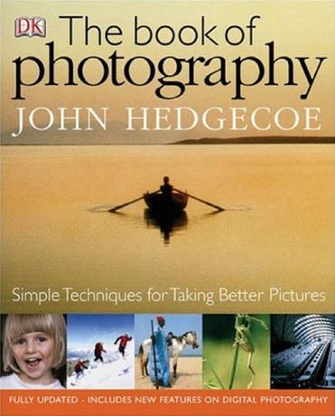 Portada del libro: Libro de fotografia de John Hedgecoe