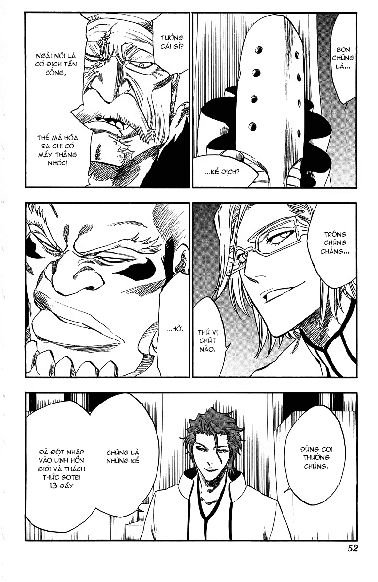 Bleach chapter 245 trang 6